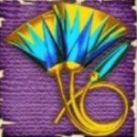 Cleopatra slot feather symbol