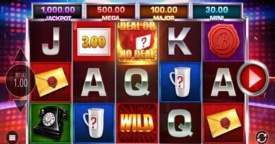 Deal Or Not Deal slot