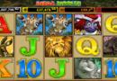 Play Mega Moolah online slot