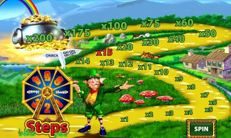 Rainbow Riches Road To Riches
