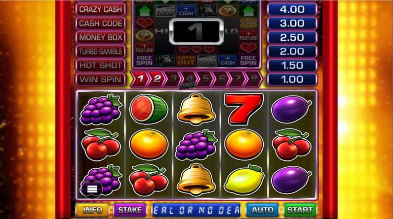 Deal Or No Deal Double Action slot