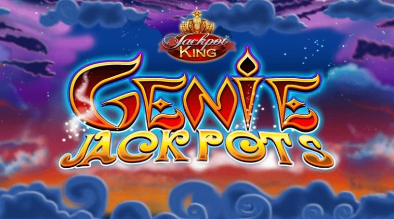 Genie Jackpots Jackpot King Slot