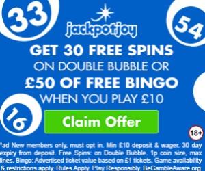Jackpot Joy and slotzs