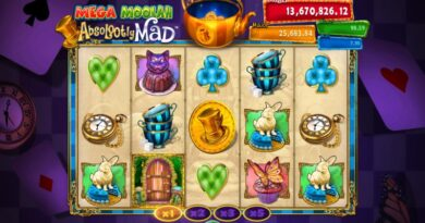 Mega Moolah Absolootly Mad online slot