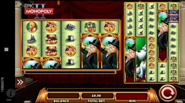 Play Monopoly 2 slot