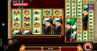 Play Monopoly 2 slot