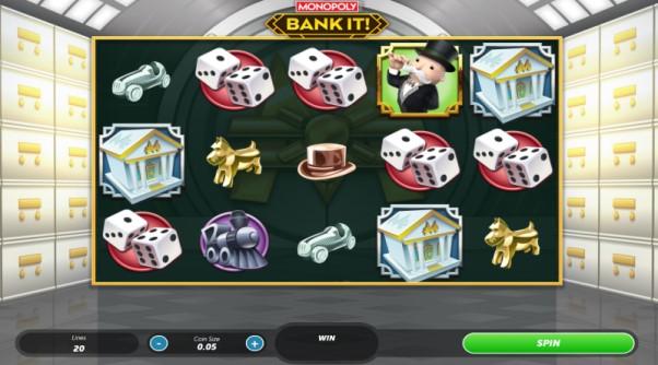Play Monopoly Bank It