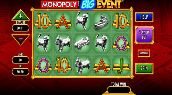 Play Monopoly Big Event