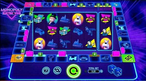 New Monopoly Slots