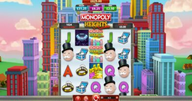 Play Monopoly Heights slot