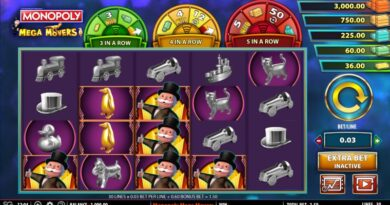 Play Monopoly Mega Movers