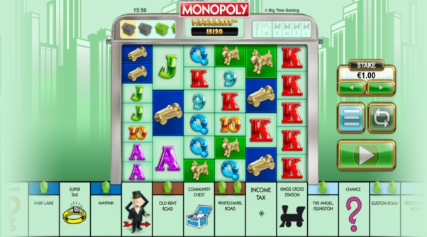 Play Monopoly Megaways