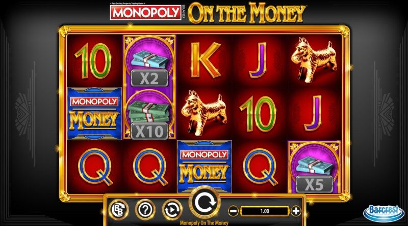 Play Monopoly On The Money slot