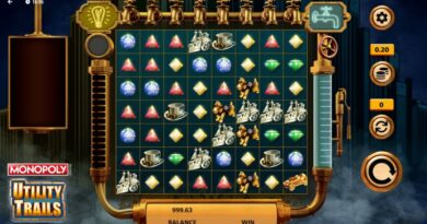 Play Monopoly Utility Trails slot