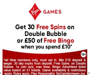 Virgin Games and slotzs.com