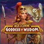 age of the gods goddess of wisdom slot