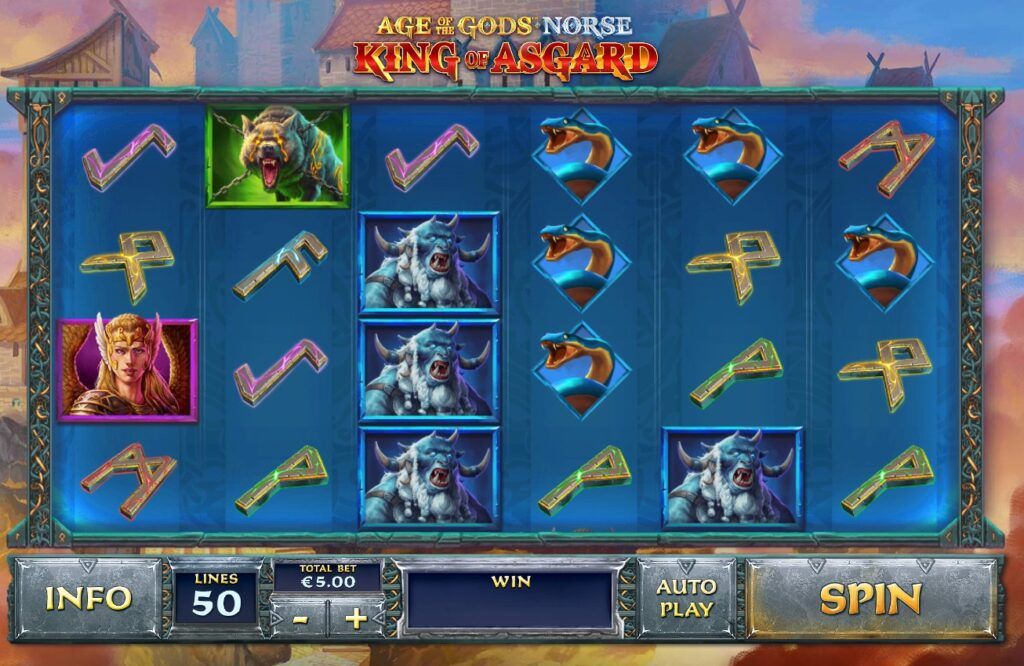 Age Of Empires King Of Asgard review