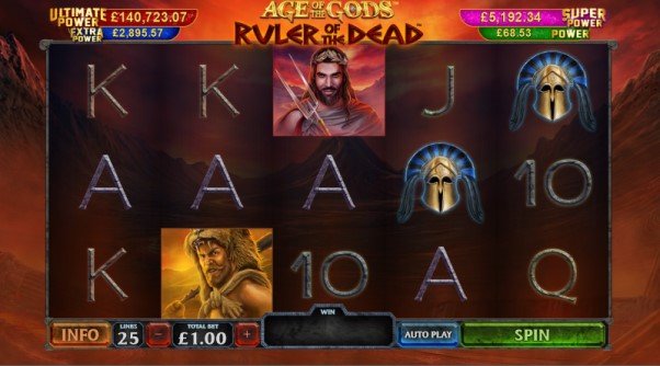 play age of the gods ruler of the dead