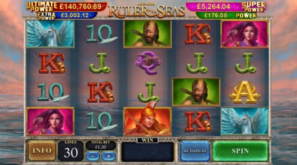 play age of the gods ruler of the seas