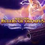 age of the gods rulers of olympus slot
