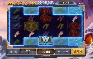 best age of the gods slots