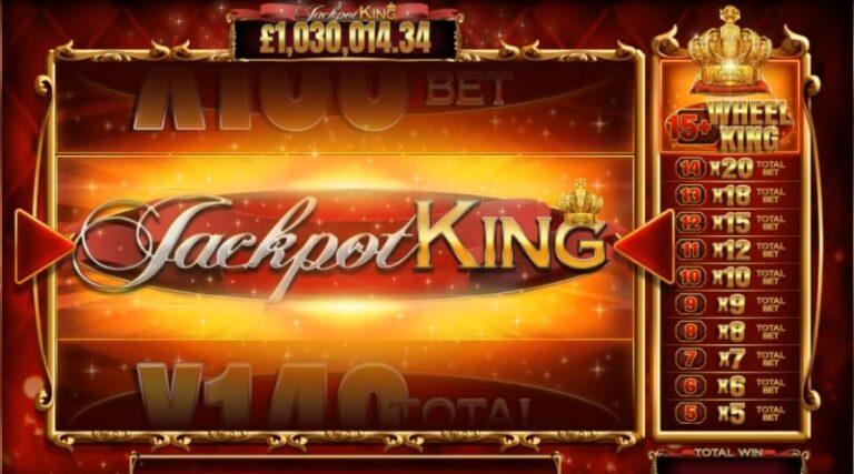 Jackpot King spinner