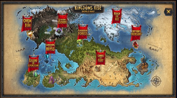 kingdoms rise slot