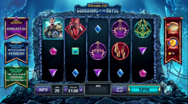 Play Kingdoms Rise Guardians Of The Abyss