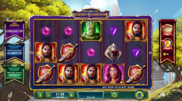 Play Kingdoms Rise Legends Of elvenstone