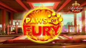 Paws Of Fury Jackpot King Slot