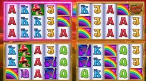 play rainbow riches fortune favours