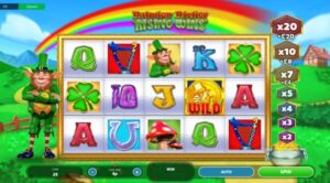 play rainbow riches rising wins