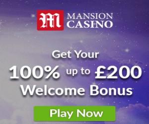 mansion casino new player offer