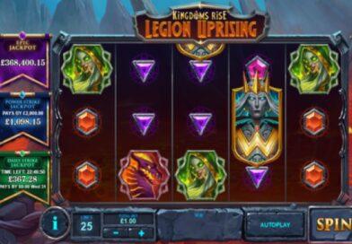 Play Kingdoms Rise Legion Uprising