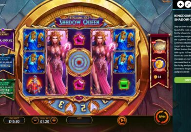 Play Kingdoms Rise Shadow Queen
