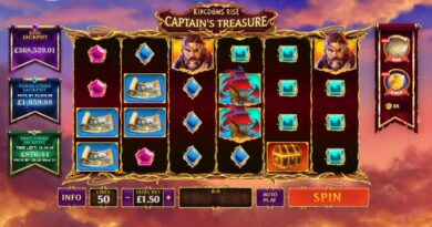 Play Kingdoms Rise Captains Treasure