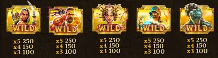 play Kingdoms Rise Sands Of Fury online slot